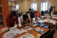 Jury-OKP-Dziea-Aleksandra-Fredry-w-malarstwie-i-rysunku-przy-pracy.-NOK-25.04.2017r-14